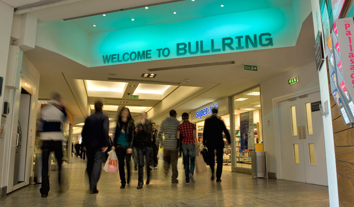 Centre commercial Bullring