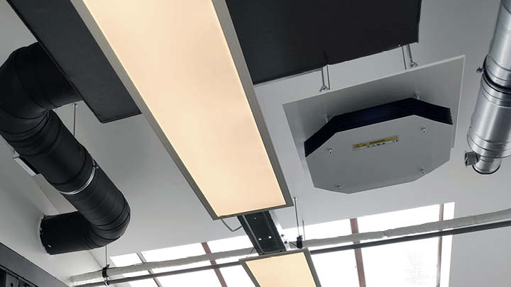 Philips UV-C Upper Air armaturen