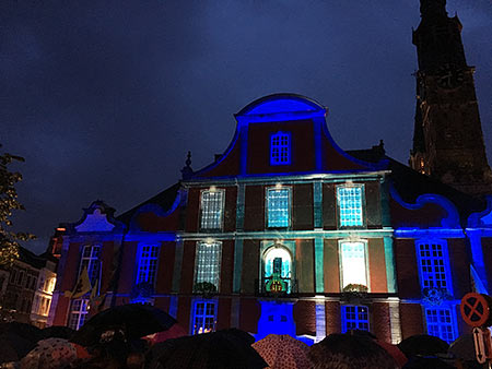 Sint-Truiden by Light