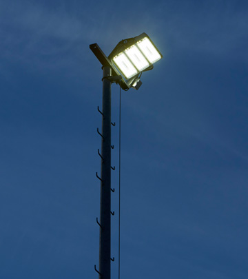 TV Markant LED-sportverlichting