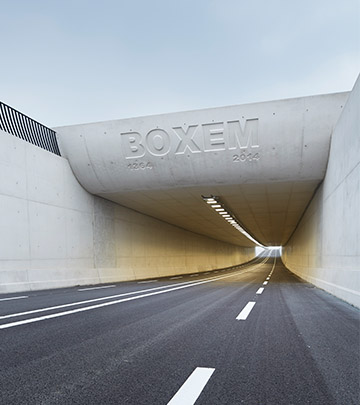 Tunnel Zwolle