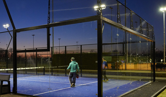 Padel vereist optimale LED-veldverlichting