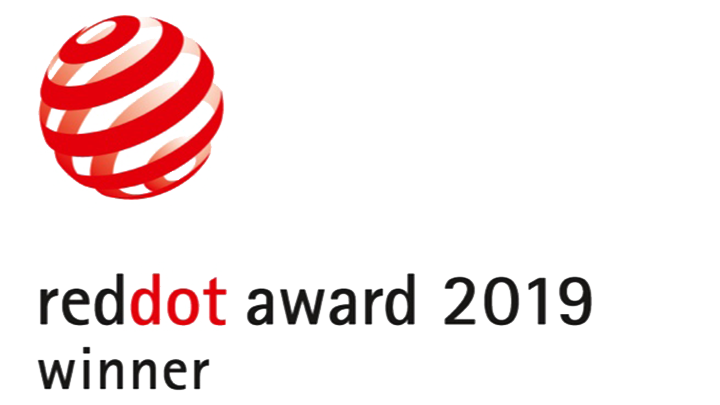 Logo du Red Dot Award 2019